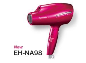 今一番売れてる大人気のヘアドライヤーパナソニック「ナノケアドライヤー」今日からリニューアル版発売へ