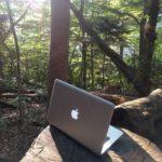 自然 パソコン