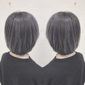 『ホワイトアッシュグレージュ』表参道・青山でヘアカラーが得意な美容師のブログ