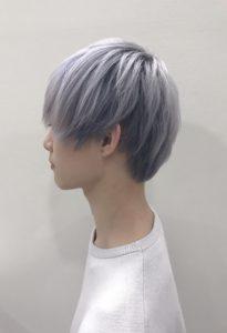 ホワイトアッシュヘアーやホワイトヘアーのセルフカラーについて~都内(表参道)でホワイトヘアーが得意な美容師のブログ~