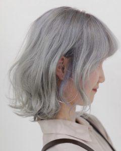 人気の《ホワイトアッシュカラー》♪♪♪表参道・青山でホワイトアッシュが得意な美容師のブログ