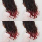 チェリーピンクヘア