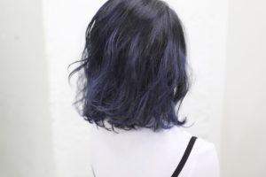 ブルーヘア